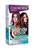 Colorcrem Color & Brillo Blonde Box Kit Creativo