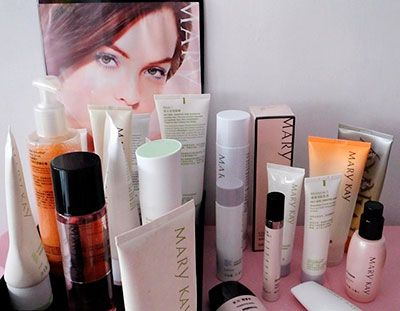 mary kay opiniones